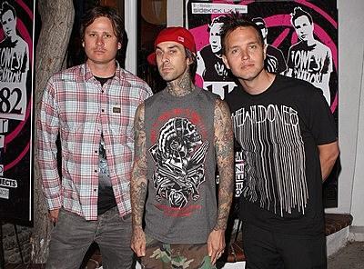 Blink-182 Tour Launch Party