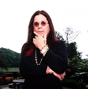 Ozzy Osbourne At Home