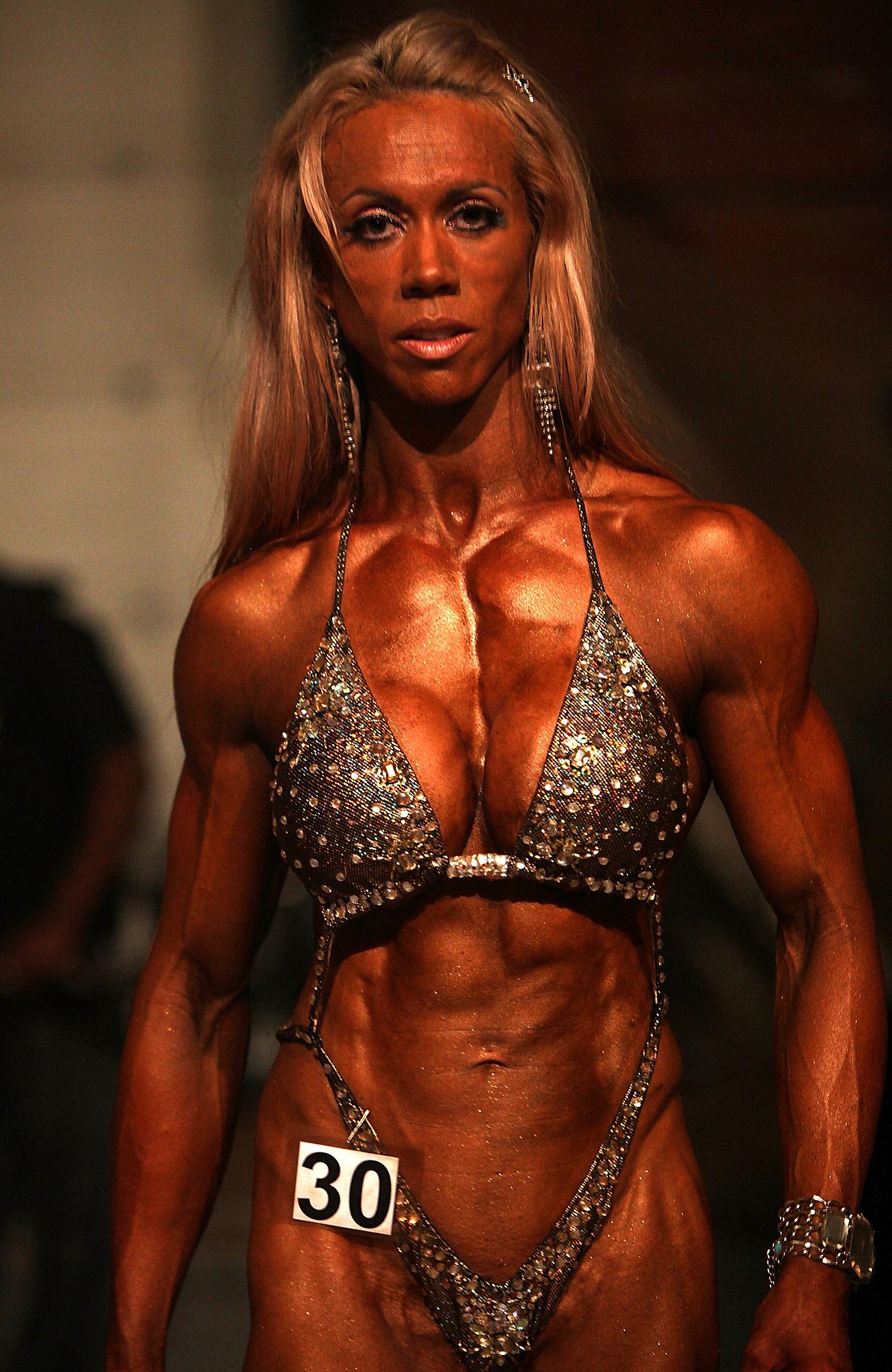 online dating female bodybuilders