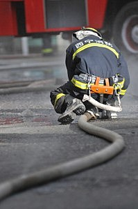 Fire Fighters Rock!