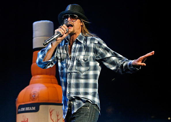 Kid Rock In Concert At The Palms In Las Vegas