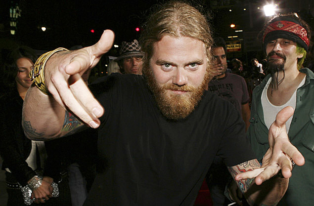 """Premiere of Paramount Picture's """"Jackass Number Two"""" - Arrivals"""
