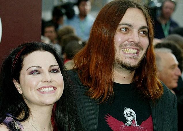 Amy Lee couple