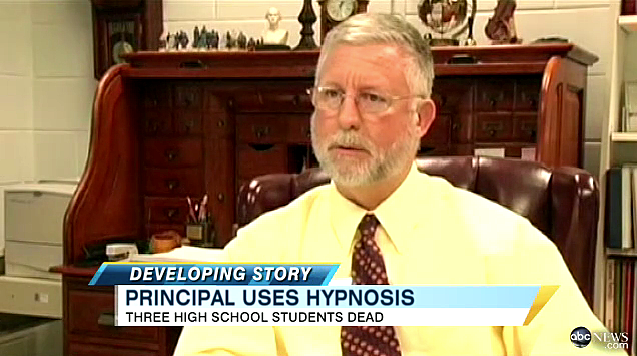 Florida Principal Hypnotized Student Who Killed Himself