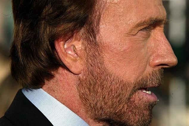 ass-kicker Chuck Norris
