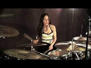 Meytal Cohen - Lateralus by Tool - Drum Cover