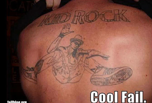 Kid Rock Fail