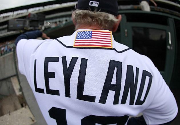 Jim Leyland