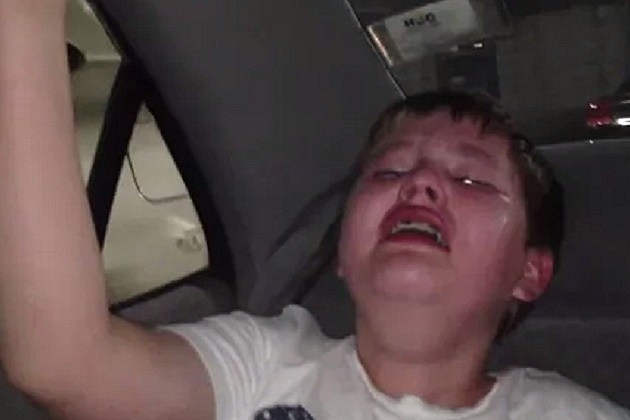 Boys Crying Odd Life of Timothy Green