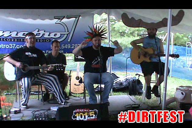 Dirt Fest 2012 Psychostick