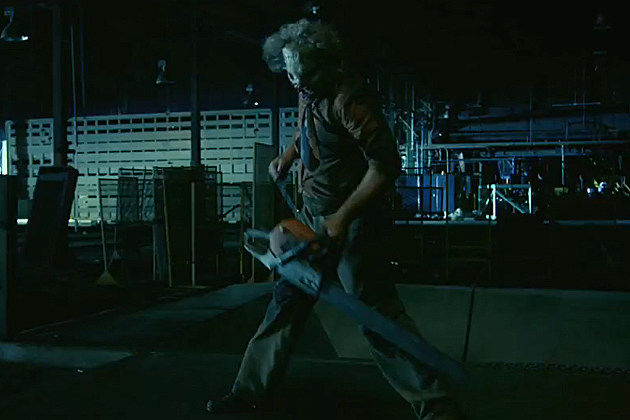 Leatherface 2012 'Texas Chainsaw 3D'
