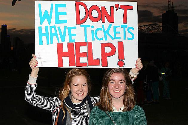 We Need Tickets