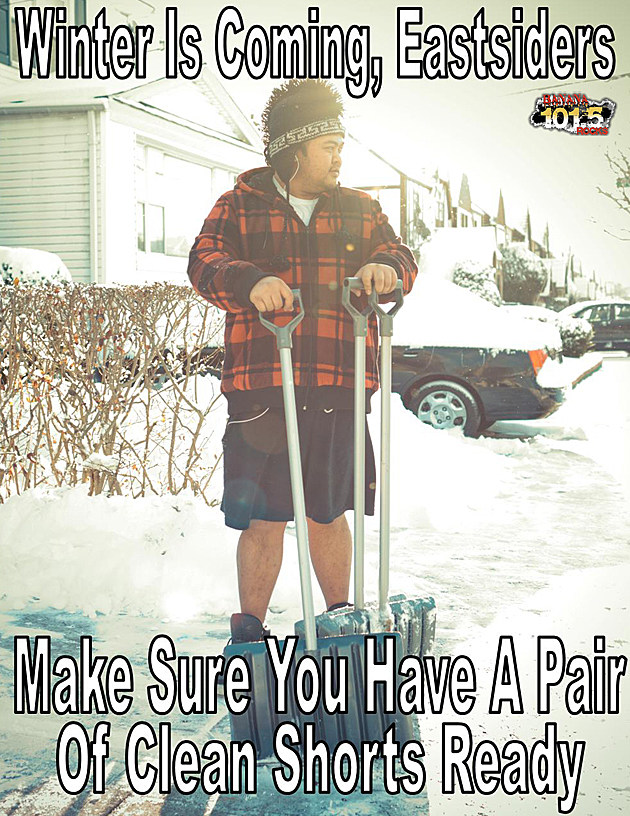 Short Winter - Flint Meme