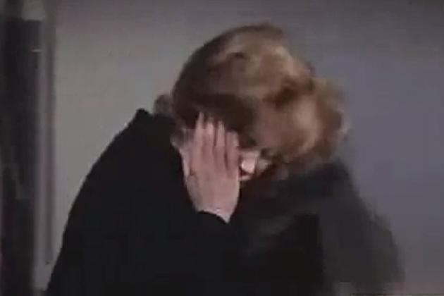 Woman Slapped