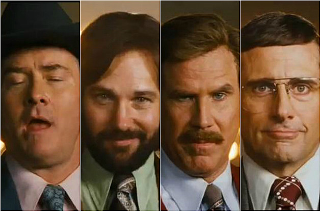 Anchorman - The Legend Continues 2013