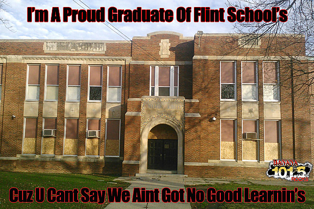 Flint School Meme