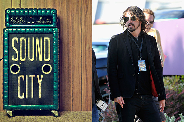Dave Grohl 'Sound City - Real to Reel' New Album Preview 2013