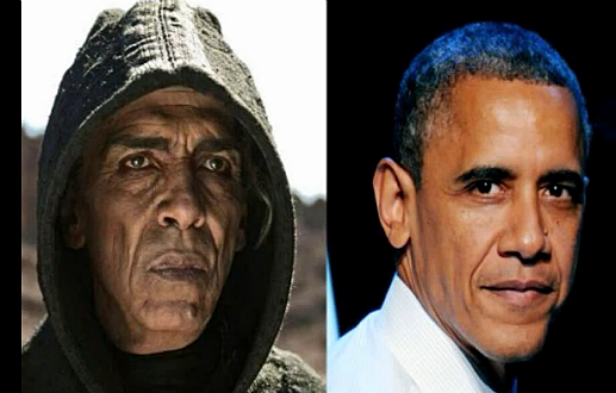 porn actor who looks like obama
