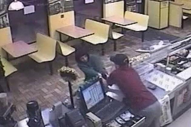 Don't take a knife to a sandwich shop
