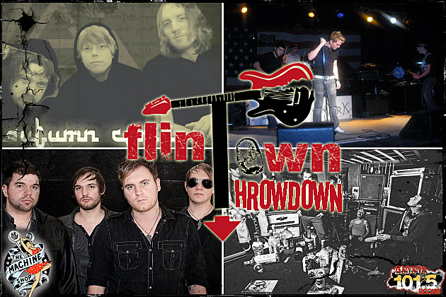 Throwdown Show