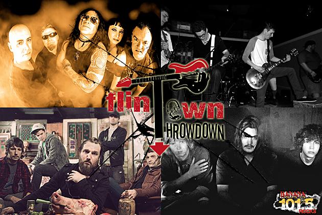 Flint Town Throwdown - Round 44