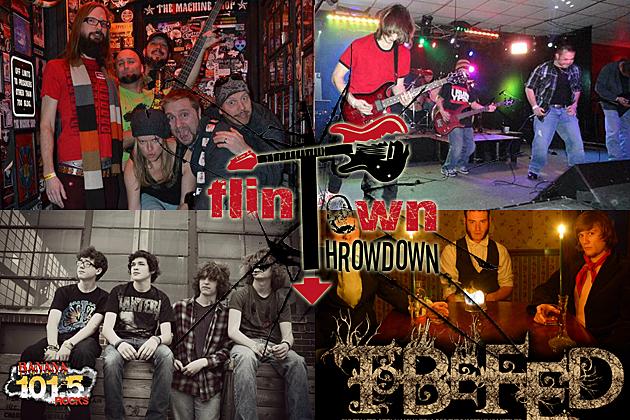 Flint Town Throwdown - Round 46