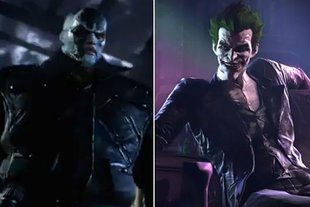 Bane / Joker Batman Arkham Origins E3 Trailer