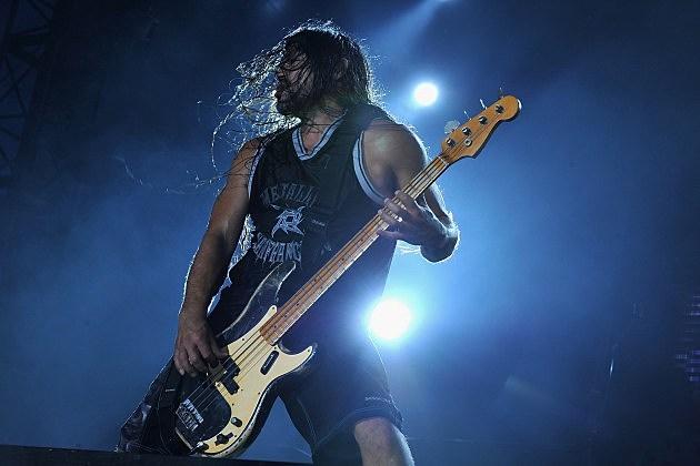 Robert Trujillo - Metallica Interview