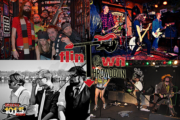 Flint Town Throwdown - Round 47