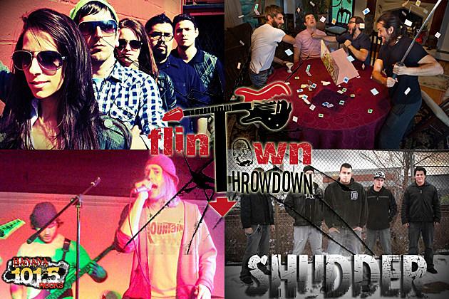 Flint Town Throwdown - Round 49