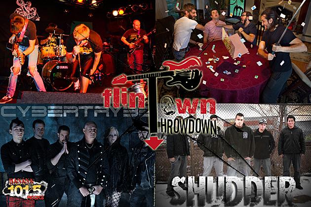 Flint Town Throwdown - Round 50