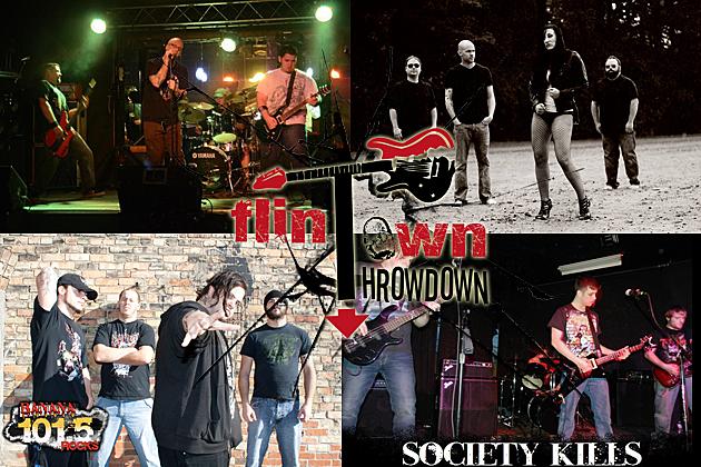 Flint Town Throwdown - Round 51