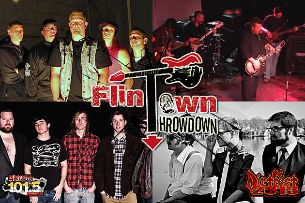 Flint Town Throwdown - Dirt Fest 2013 Edition (Round 53)
