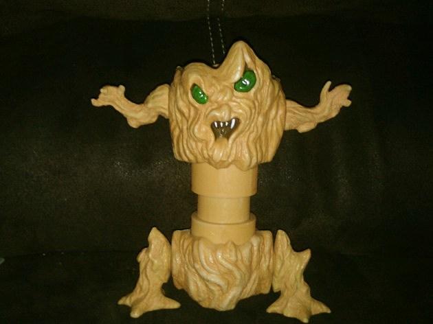 Redsun - Inhumanoids 80s toys