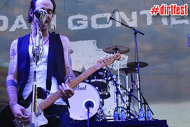 Adam Gontier Live at Dirt Fest 2013 - 2