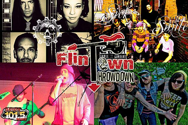 Flint Town Throwdown - Round 54