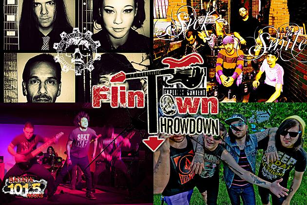 Flint Town Throwdown - Round 55