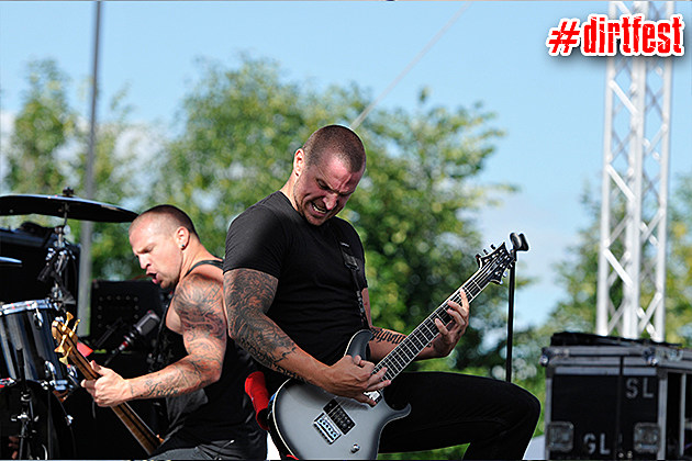 Red Live at Dirt Fest - 2