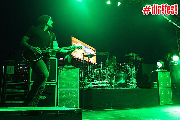 Sevendust - Dirt Fest 2013