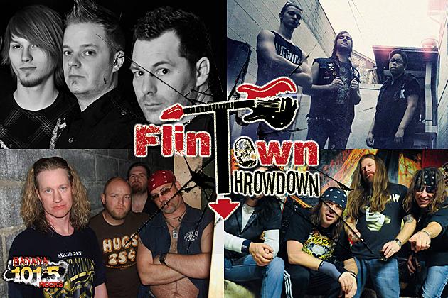 Flint Town Throwdown - Round 56