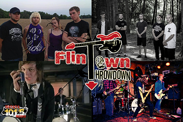 Flint Town Throwdown - Round 58