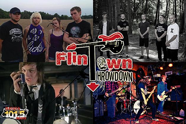Flint Town Throwdown - Round 58