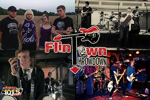 Flint Town Throwdown - Round 59