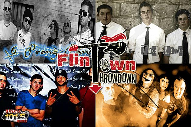Flint Town Throwdown - Round 61