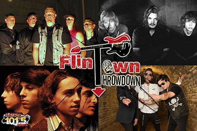 Flint Town Throwdown - Round 64