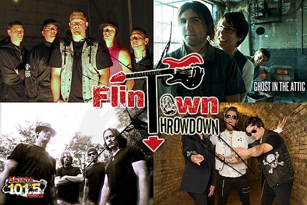 Flint Town Throwdown - Round 65