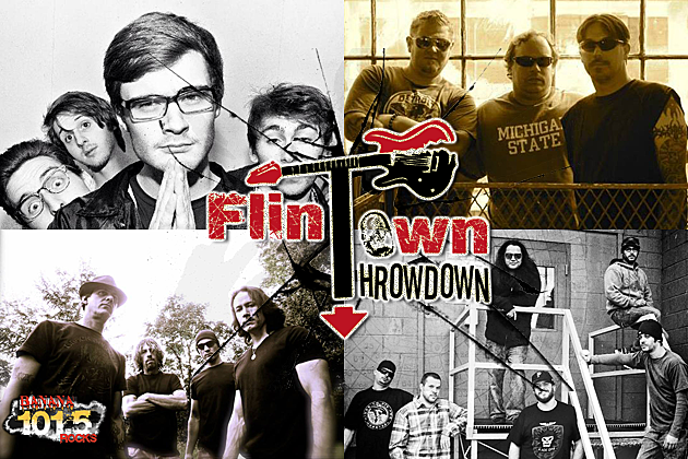 Flint Town Throwdown - Round 66