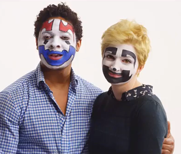 juggalo dating website Would you look beyond the face paint and faygo to give these well-meaning wicked clowns the time of day would you date the juggalos of okcupid.