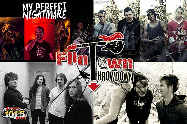 Flint Town Throwdown - Round 68