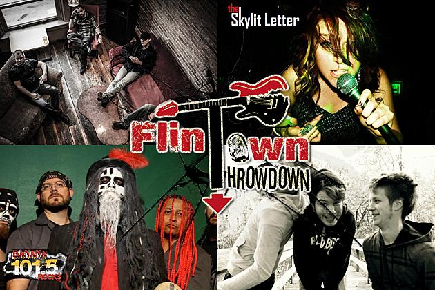 Flint Town Throwdown - Round 69